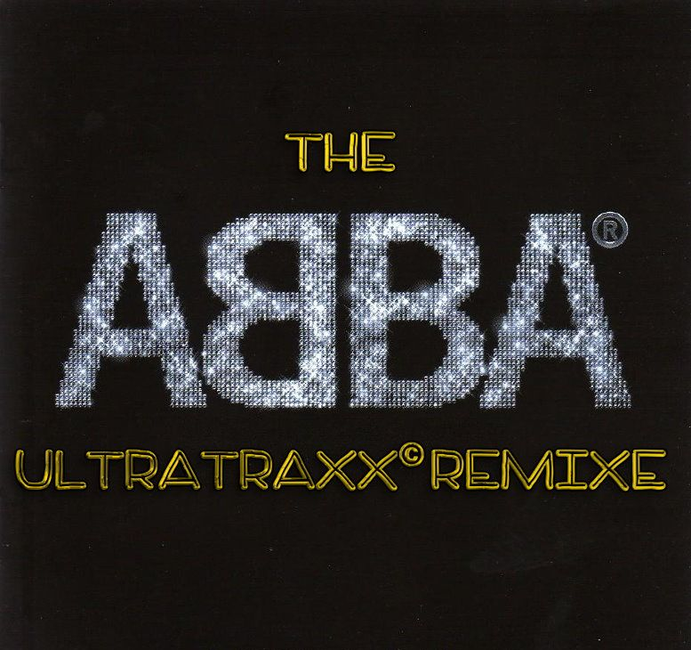 Abba - The UltraTrax Mixes: 2 CD BACKUP SET