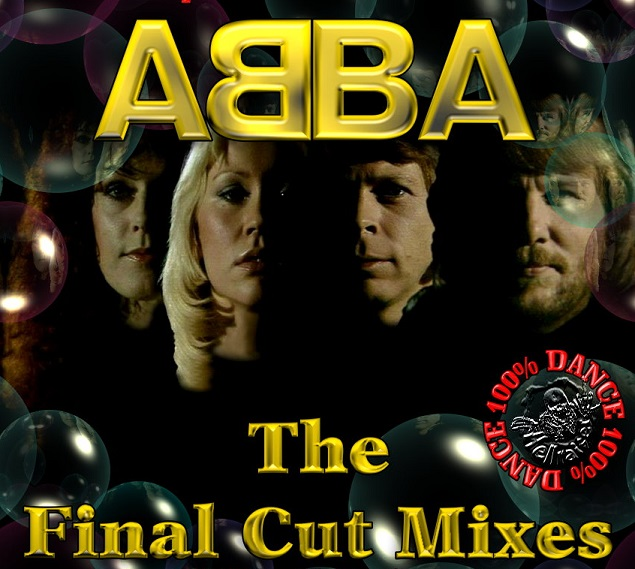 Abba - The Final Cut UltraTrax Mixes: BACKUP SET