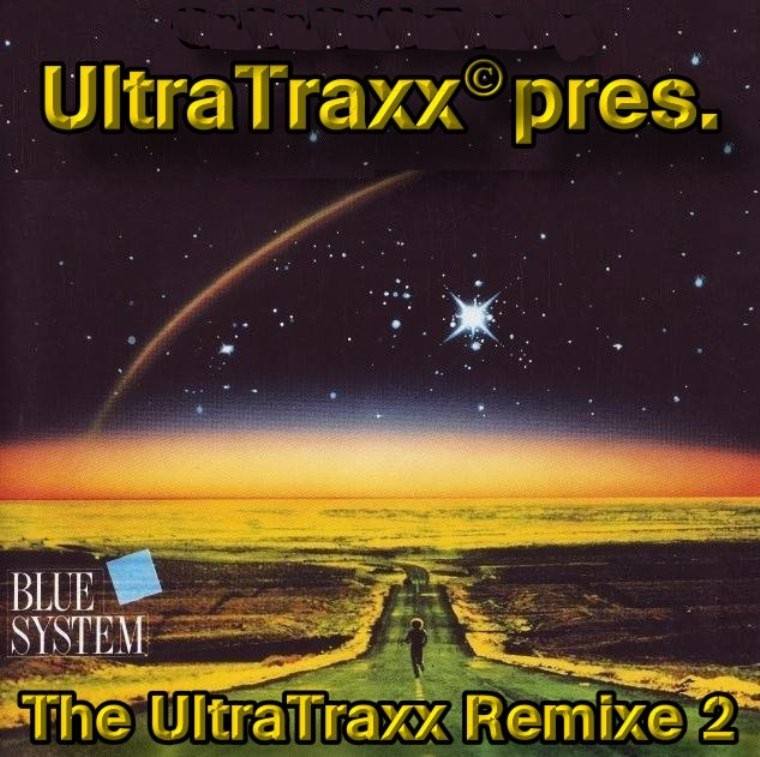 Blue System - The UltraTrax Mixes: BACKUP CD