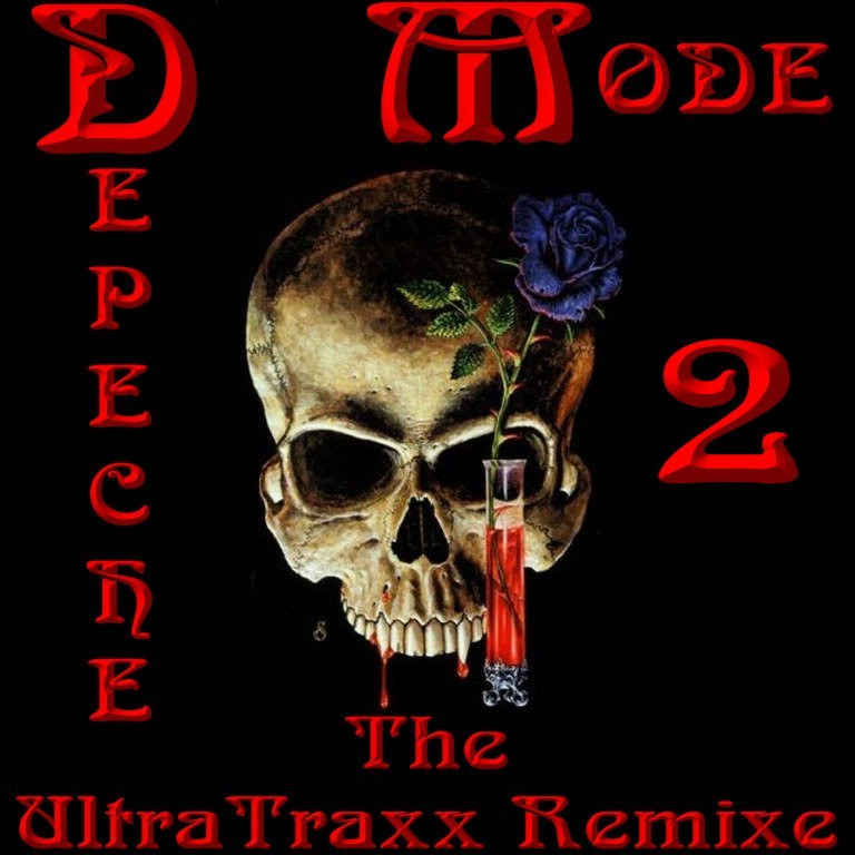 Depeche Mode Cd 2- The UltraTrax Mixes: BACKUP CD