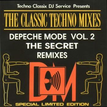 Depeche Mode - Classic Techno Mixes Vol 2: BACKUP CD