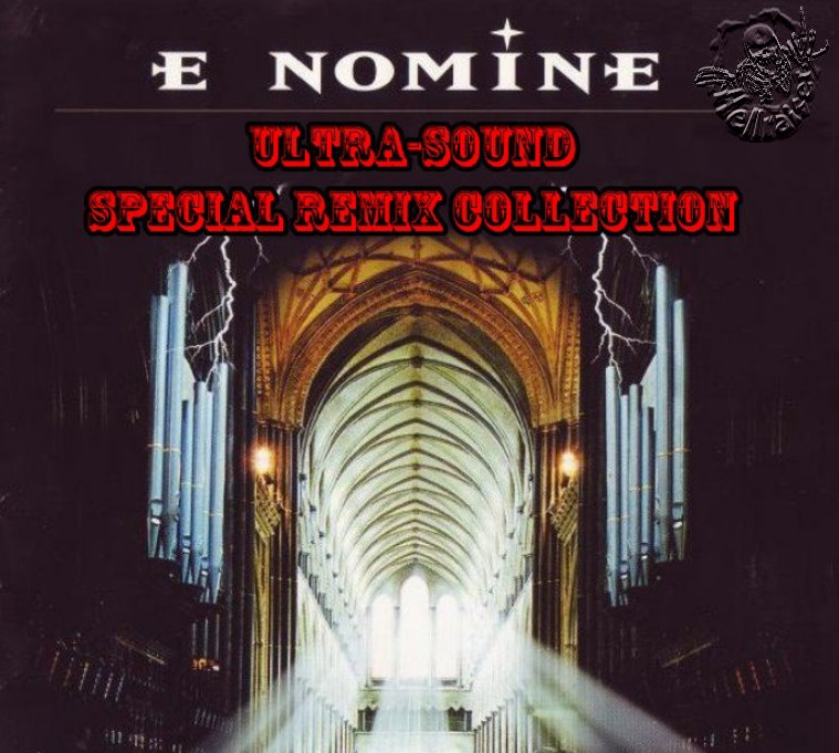 UltraSound Presents E Nomine: BACKUP CD