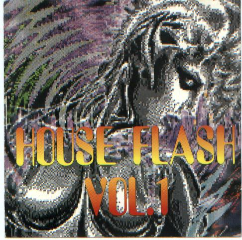 House Flash Vol 01: BACKUP CD