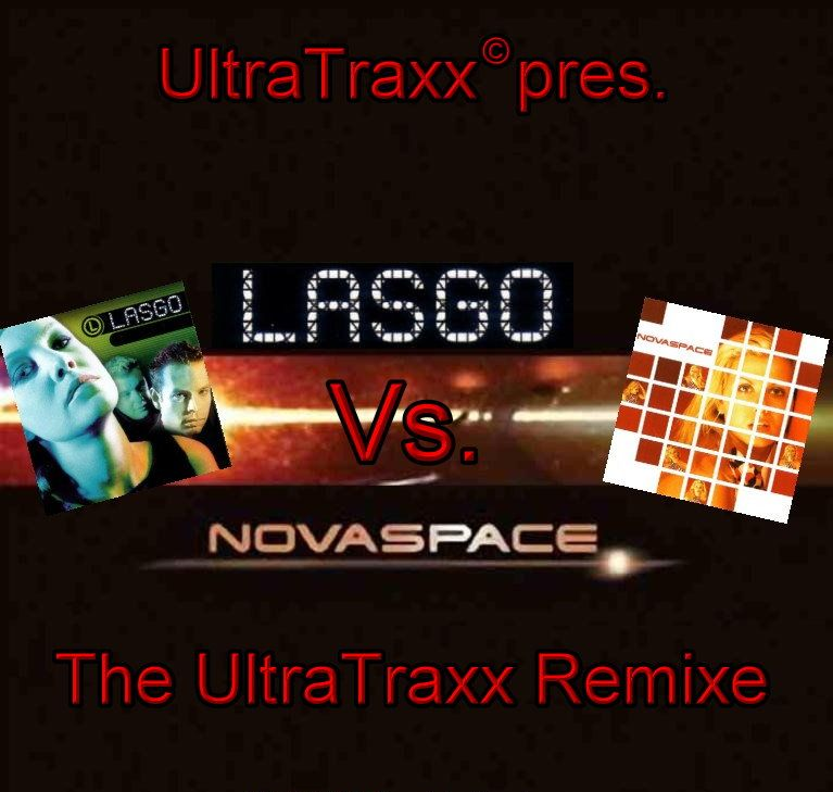 Lasgo Vs Novaspace - The UltraTrax Mixes: BACKUP CD