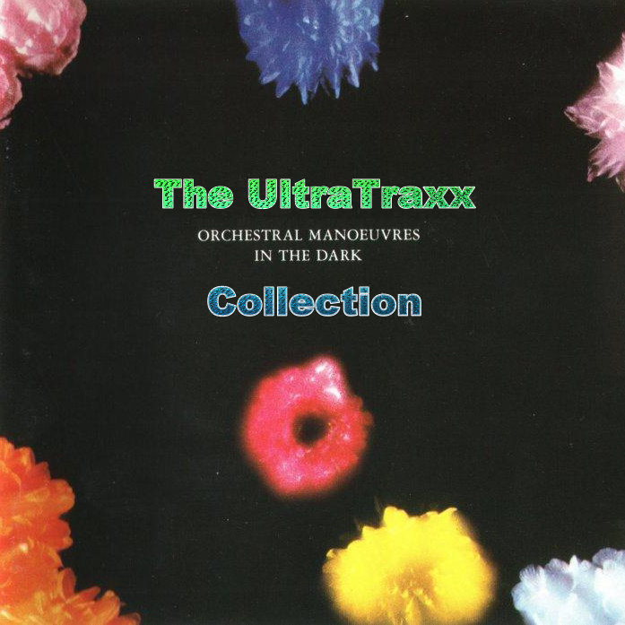 OMD - The UltraTrax Mixes: BACKUP CD