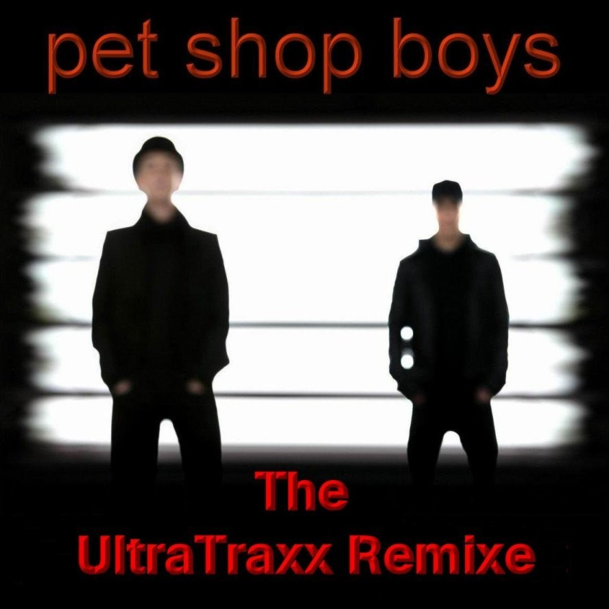 Pet Shop Boys - The UltraTrax Mixes Vol 1: BACKUP CD