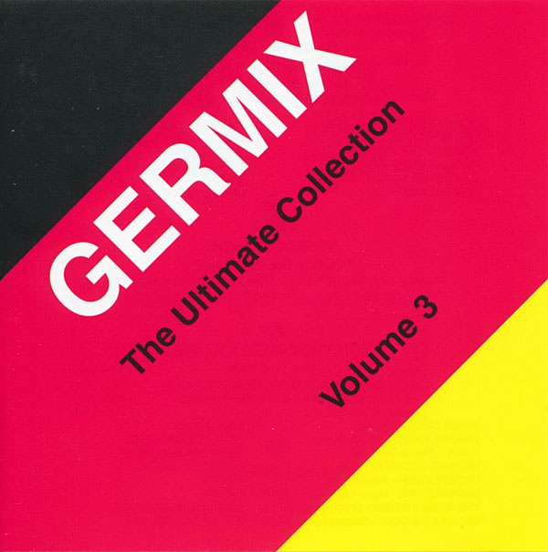 Germix Volume 3: BACKUP CD