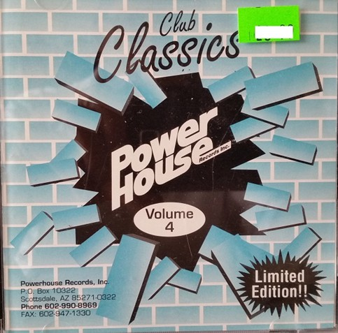 Powerhouse Club Classics Vol 04: BACKUP CD