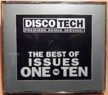 Discotech Best Of Issues 1-10 4 cd set: BACKUP CD