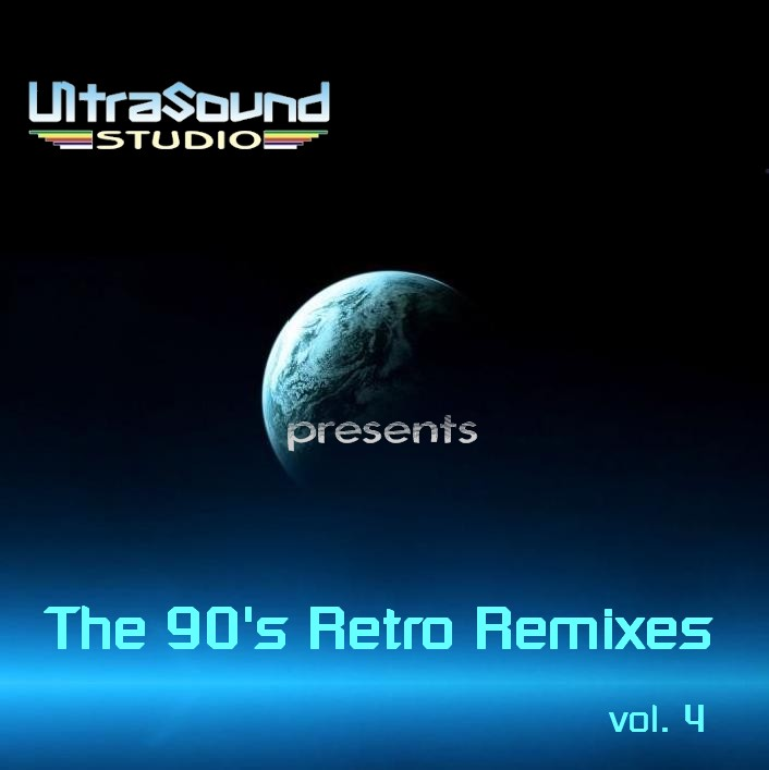 UltraSound 90's Retro Remixes Vol 4: BACKUP CD
