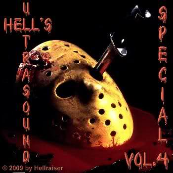 UltraSound Rare Remixes Hell's Special Vol 04: BACKUP CD