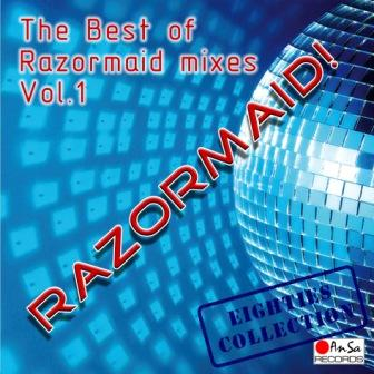 RAZORMAID! - The Best Of Razormaid Mixes Vol. 1: BACKUP CD
