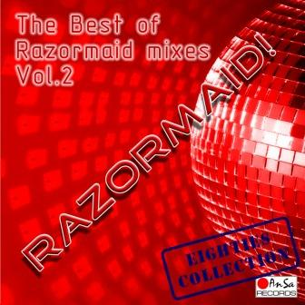 RAZORMAID! - The Best Of Razormaid Mixes Vol. 2: BACKUP CD