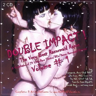 RAZORMAID! - Double Impact Razormaid Rapes Vol. 1: BACKUP CD