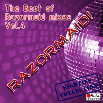 RAZORMAID! - The Best Of Razormaid Mixes Vol. 4: BACKUP CD