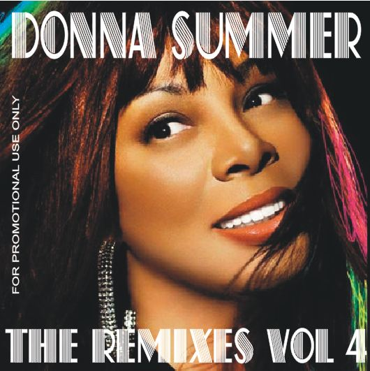 Donna Summer The Remixes Vol 04: BACKUP CD