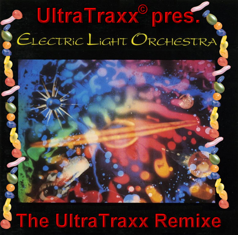 ELO - The UltraTrax Mixes: BACKUP CD
