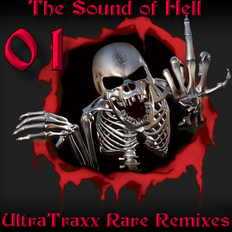 Rare Remixes - The Sound Of Hell Vol 01 - Ultratrax: BACKUP CD