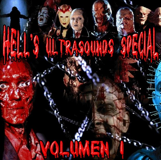 UltraSound Rare Remixes Hell's Special Vol 01: BACKUP CD