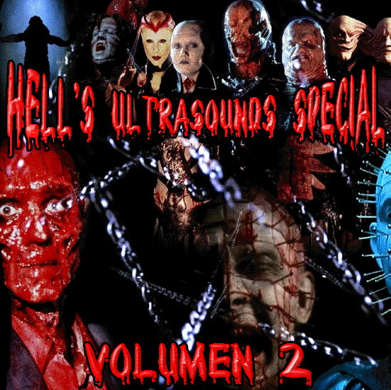UltraSound Rare Remixes Hell's Special Vol 02: BACKUP CD
