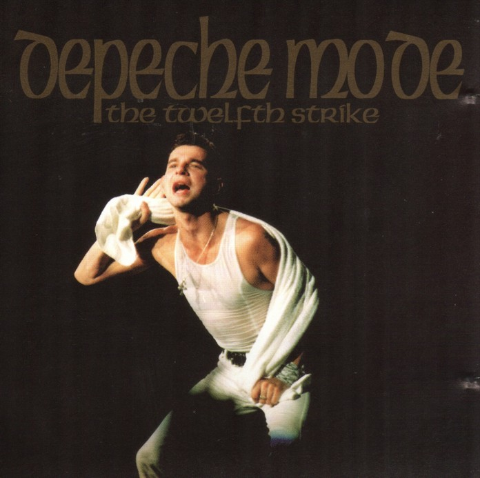 DEPECHE MODE the 12th strike - mixes: BACKUP CD