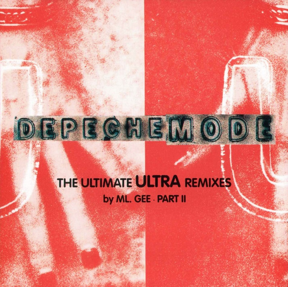 DEPECHE MODE the 21st strike - mixes: BACKUP CD