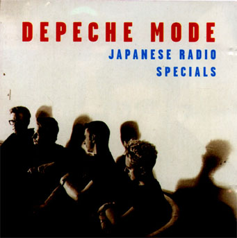 DEPECHE MODE the 25th strike - mixes: BACKUP CD