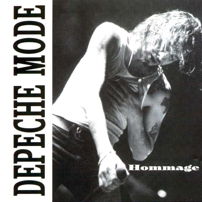 DEPECHE MODE the 15th strike - mixes: BACKUP CD