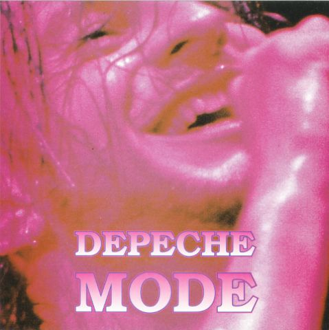 DEPECHE MODE the 20th strike - mixes: BACKUP CD