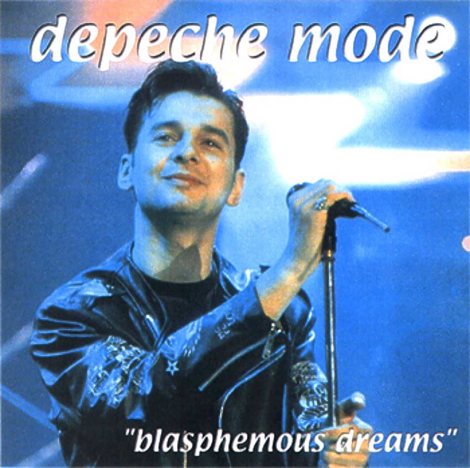 DEPECHE MODE the 31st strike - mixes: BACKUP CD